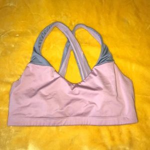 Victoria's Secret workout bra with no pads